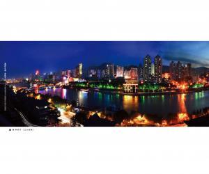 李晓华 兰州夜景