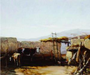 隋建明 消失中的村落